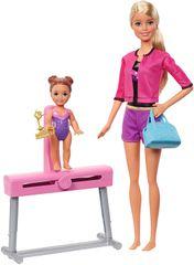 Mattel Barbie Sport készlet - Tornász