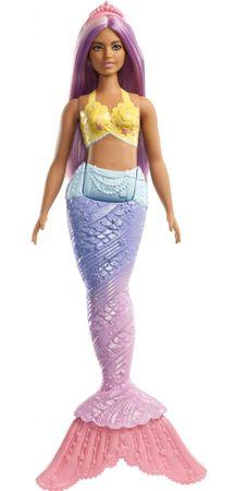 Mattel Barbie Mágikus sellő FXT09