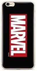 MARVEL 001 Zadný Kryt pre Samsung A405 Galaxy A40 Black MVPC116