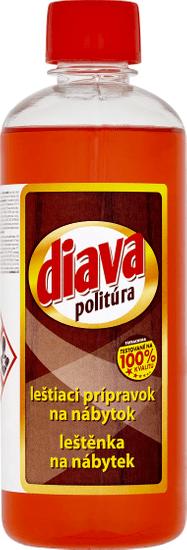 Tatrachema DIAVA Leštěnka na nábytek 500 ml