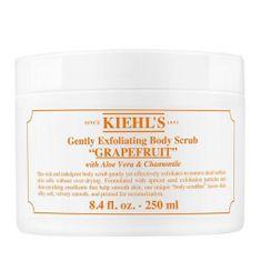 Kiehl´s Grapefruit hámlasztó testápoló (Body Scrub) 250 ml