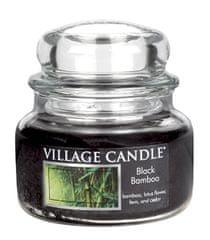 Village Candle Świeca zapachowa w Bamboo szklanej (Czarny bambus) 269 g