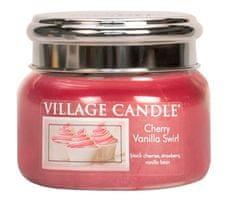 Village Candle Świeca czereśnia szkła wanilia (wanilia wiśnia Wir) 269 g