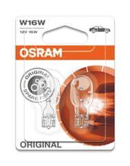 Osram žarulja 12V/16W/(2.1X9.5D)/W16W staklo, 2 komada
