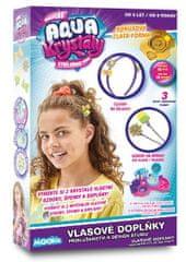 Mookie Aqua Krystaly - Vlasové doplňky