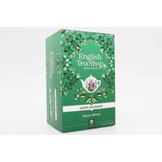 English Tea Shop Mocná Matcha - Super food tea 20 sáčků
