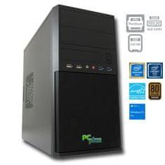 PCplus namizni računalnik Family G5400/4GB/SSD240GB/W10P (138775)
