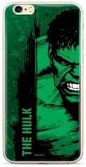 MARVEL Hulk 001 Zadní Kryt pro Huawei Y5 2018 Green MPCHULK003