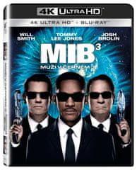 Muži v černém 3 (2 disky) - Blu-ray + 4K Ultra HD