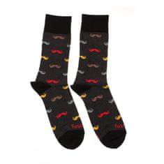 Fusakle Ponožky Fúzač moderný