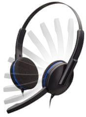 Bigben žičane gaming stereo slušalice