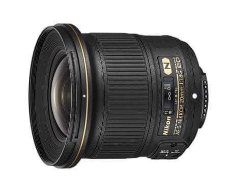 Nikon NIKKOR AF-S 20mm f/1.8G ED (JAA138DA)
