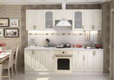 Kuchyně NEWPORT 200/260, zlatý jasan