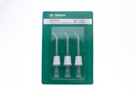 Dr. Mayer RWN35 náhradní trysky pro ústní sprchu WT3500