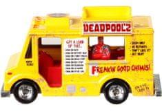 Hot Wheels Samochód premium - Kultowy samochód Deadpool