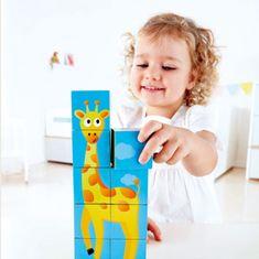 Hape kocke, 6 slika, divlje životinje