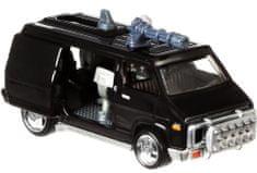 Hot Wheels Prémiové auto - Kultovní autíčko Punisher Van