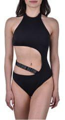 Calvin Klein Dámske plavky Side Scoop One Piece-RP Intense Power 2.0 KW0KW00679-094 PVH Black