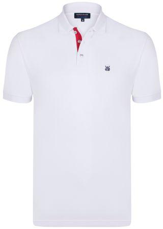 Giorgio Di Mare férfi pólóing GI3568853 M fehér