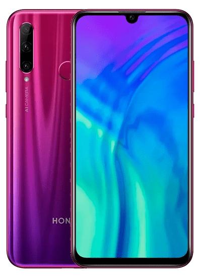 Honor 20 Lite, 4 GB/128 GB, Phantom Red