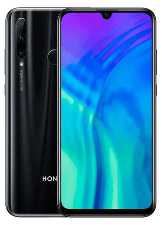 Honor 20 Lite, 4 GB/128 GB, Midnight Black