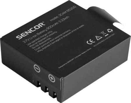 SENCOR akkumulátor az 3CAM 4K50WRB-hoz