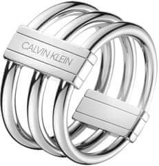 Calvin Klein Jekleni prstan Insync KJBDMR0001