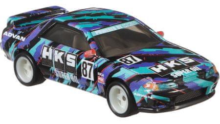 Hot Wheels Samochód premium - Nissan Skyline GT-R