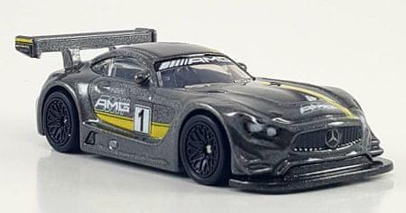 Hot Wheels Prémium autó – A nagyok Mercedes-Benz AMG GT3