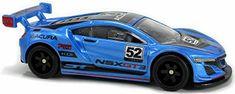 Hot Wheels Samochód premium – Acura NSX GT3