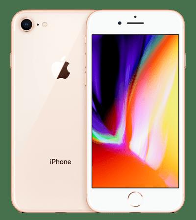 Apple telefon iPhone 8, 256 GB, zlat