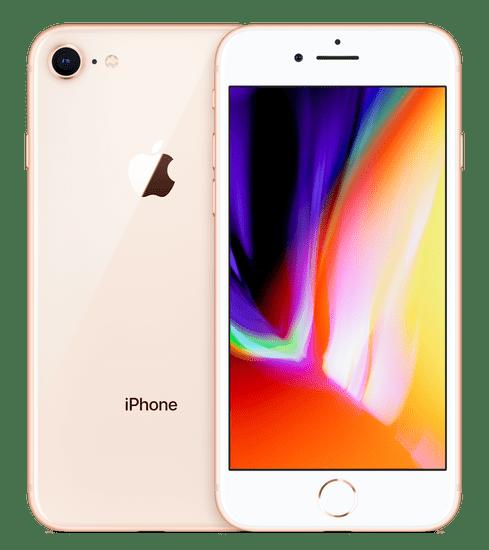 Apple Refurbished iPhone 8, 64GB, Gold