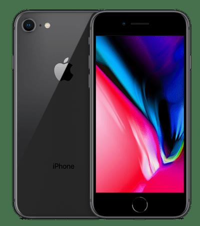 Apple iPhone 8, 128 GB, vesoljsko siv
