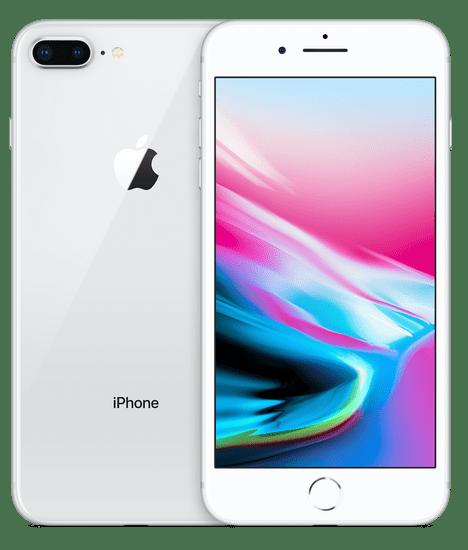 Apple iPhone 8 Plus, 128GB, Stříbrný