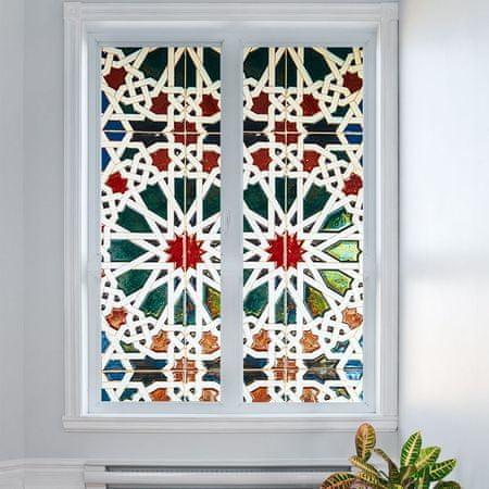 Walplus Vitrážové okno WDDM015
