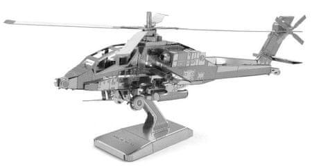 Metal Earth 3D puzzle Vrtulník AH-64 Apache