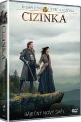 Cizinka - 4. série (5DVD) - DVD
