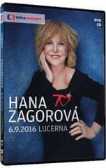 Hana Zagorová 70 (DVD + CD) - DVD