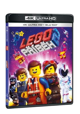 Lego příběh 2 (2 disky) - Blu-ray + 4K Ultra HD