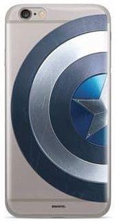MARVEL etui ochronne Captain America 006 na Huawei P30 Lite Transparent MPCCAPAM2219