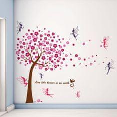 Walplus Rozprávkový strom s vílami C2WW000049
