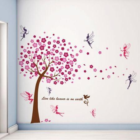Walplus Pohádkový strom s vílami C2WW000049