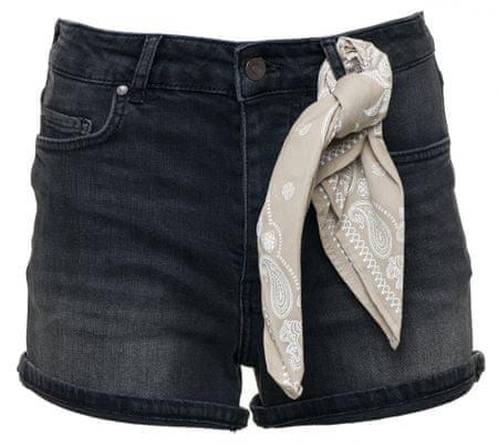 Mustang ženske kratke hlače, 26, črne