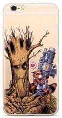 MARVEL etui ochronne Guardians of The Galaxy 001 TPU na Huawei P30 Lite Transparent MPCGUARD118