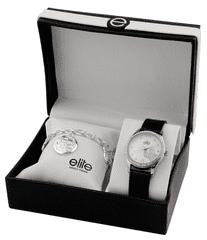 Elite Models dámska sada hodiniek a náramku E54912-231
