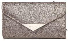 Tamaris dámske zlatá listová kabelka Fernanda Clutch Bag 3208192