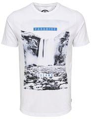 ONLY&SONS Pánske tričko Pompey Ss Tee White