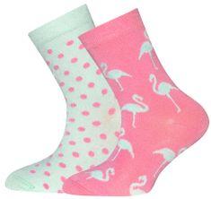 EWERS čarape za djevojčice, 2 para