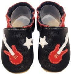 baBice cipele za dječake s gitarom