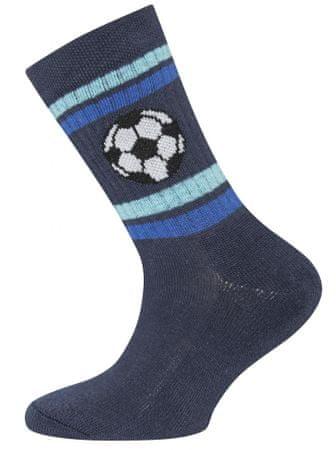 EWERS fiú zokni mintával 23 - 26 kék
